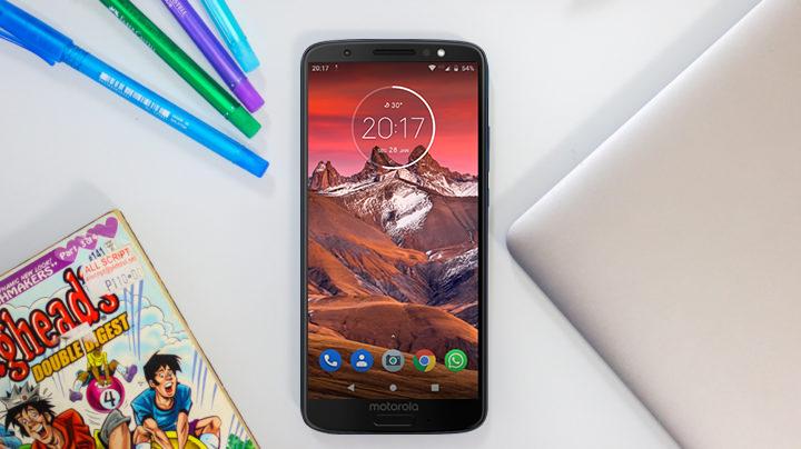 Como Instalar Atualização Android 9.0 Pie no Moto G6 Play