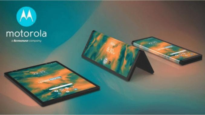 Smartphone Motorola dobrável detectado on-line, pode ser o telefone RAZR da Motorola
