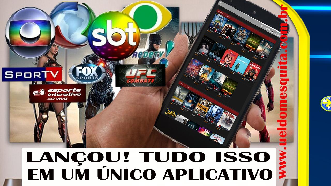 Baixe agora EsportesBR – Agenda do futebol grátis AO VIVO para Android