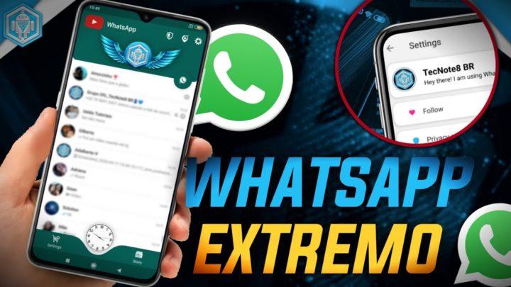 Whatsapp Com Novas Funções!