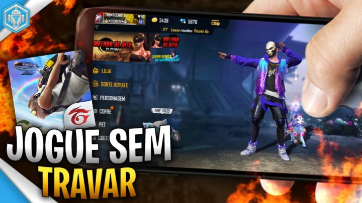 DICA! Free Fire SEM TRAVAR Em Qualquer Celular.