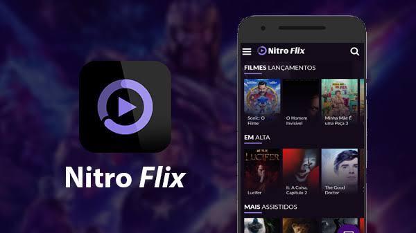 Nitro Flix, Melhor app de entretenimento