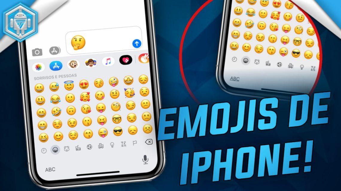 É Possível Ter Emoji de iPhone no Android?