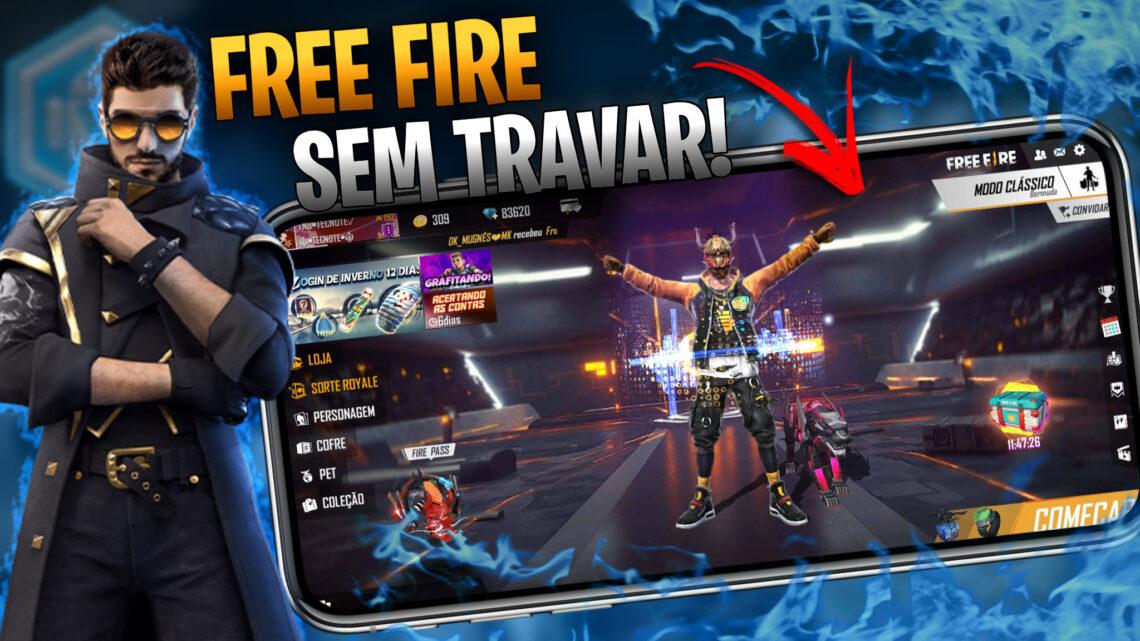 COMO TIRAR O TRAVENTO DO SEU FREE FIRE!