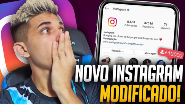 O que é Instagram e para que serve ?