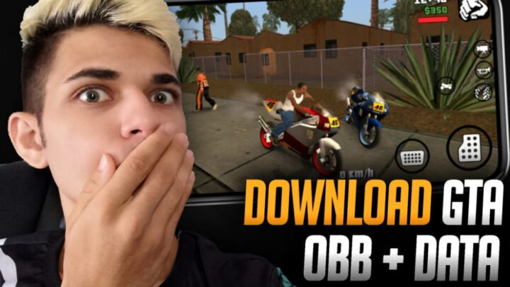 Dowloand Grand Theft Auto: San Andreas (OBB+DATA) 2020
