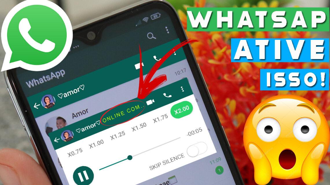 Aplicativo TalkFast- Acelerar áudio do WhatsApp
