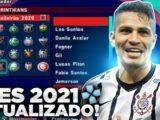 PES 2021 OFFLINE ATUALIZADO PARA ANDROID